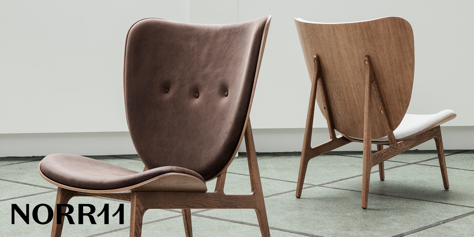 Norr11 Elephant Lounge Chair