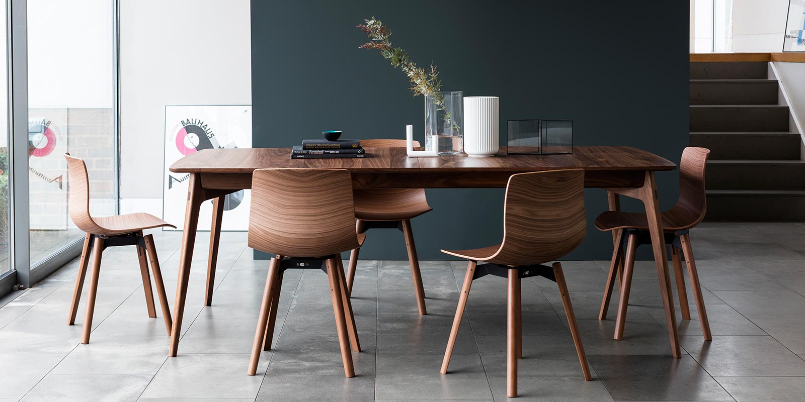 Papillon Interiors Black Friday 2020 - Case Dulwich Table & Loku Chairs