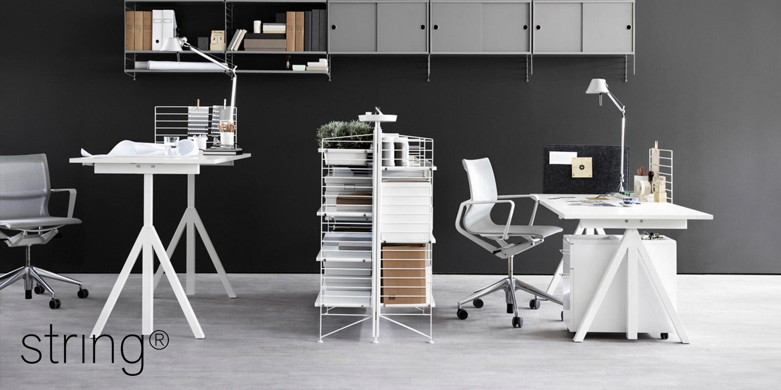 String Storage & Desks