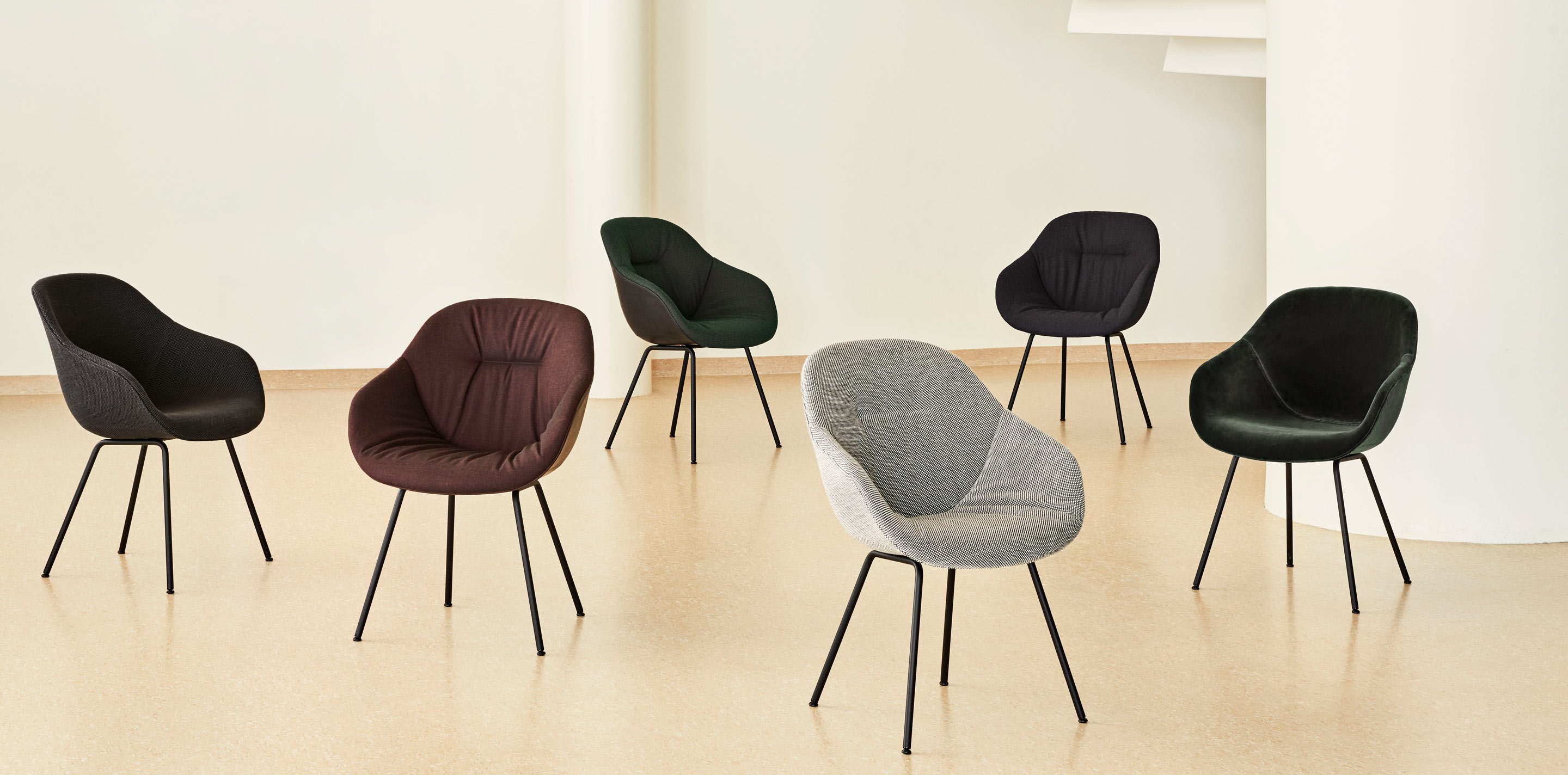 HAY About A Chair AAC 127 Product Family