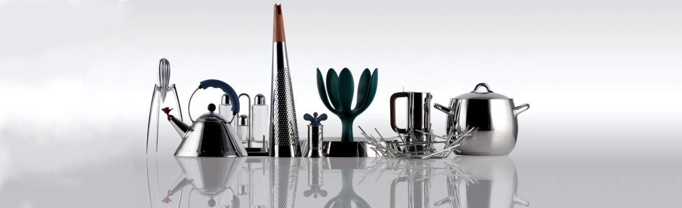 Alessi Product Range At Papillon
