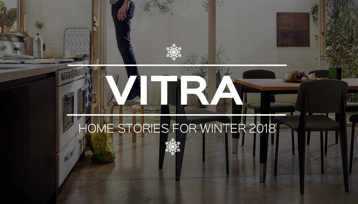Vitra Home Stories For Winter 2018 Promotion