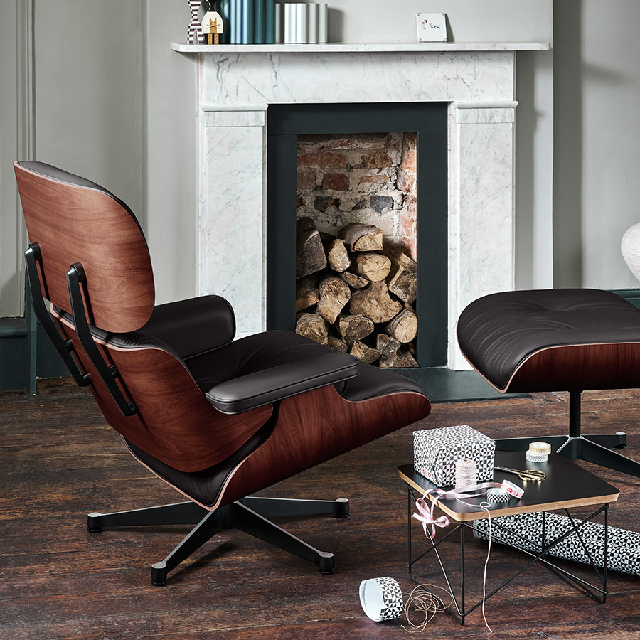 Papillon Interiors Winter Sale 2020 Lounge Chairs - Vitra Eames Lounge Chair & Ottoman