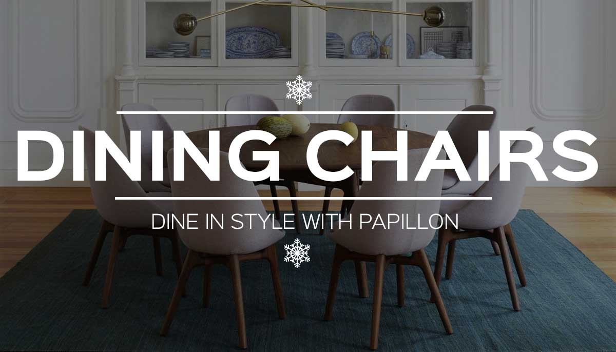 Dining Chairs At Papillon Interiors