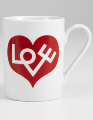 Vitra Red Love Coffee Mug