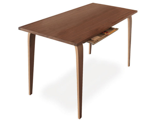 Cherner Studio Desk Walnut