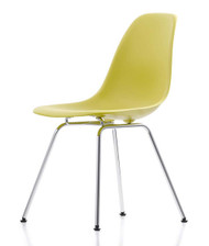 Vitra Eames Plastic Side Chair DSX