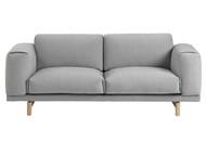 Muuto Rest 2 Seater Sofa