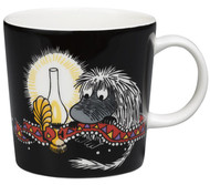 Finland Arabia Moomin Mug, Ancestor- Black