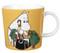 Finland Arabia Moomin Mug, Moomin Mamma- Yellow