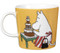 Finland Arabia Moomin Mug, Moomin Mamma- Yellow2