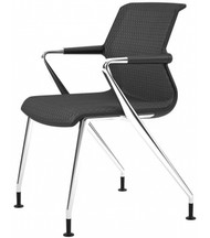Vitra Unix Chair Four-Legged Base
