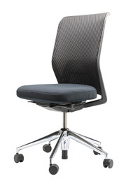Vitra Mesh With Adjustable Lumbar Support