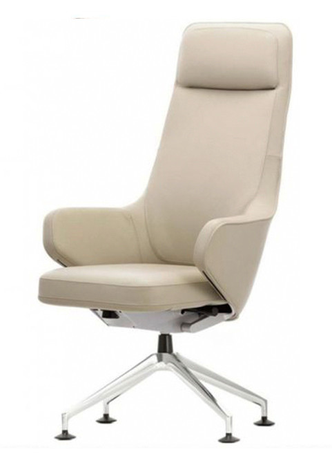 Vitra Grand Conference Highback - Front View