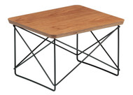 Vitra Eames Occasional Table LTR In American Cherry