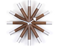 Vitra Wheel Clock By George Nelson