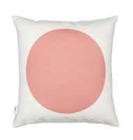 Ex Display Vitra Rectangles/Circle Pillow Mustard/Pink