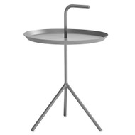 HAY DLM XL Side Table - Grey