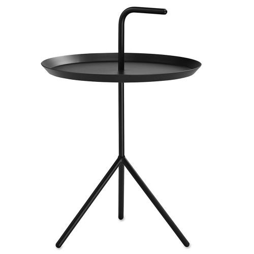 HAY DLM XL Side Table - Black