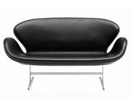 Fritz Hansen 2 Seater Swan Sofa