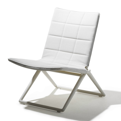 Cane-Line Traveller Folding Lounge Chair