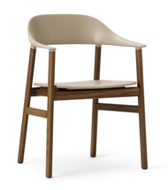 Normann Copenhagen Herit Armchair - Smoked Oak