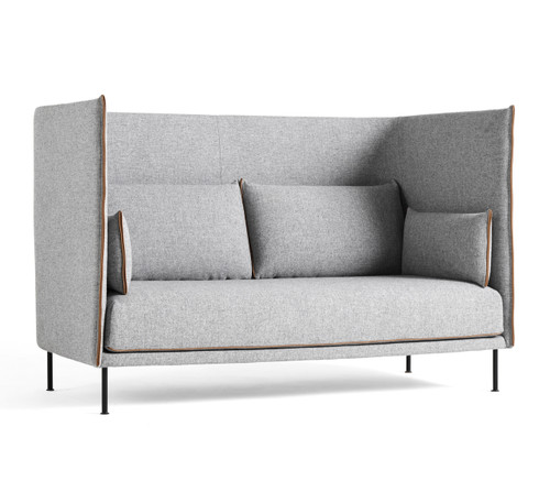 HAY Silhouette 2 Seater High Back Sofa