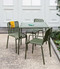 HAY Palissade Chair - Olive, In Situ