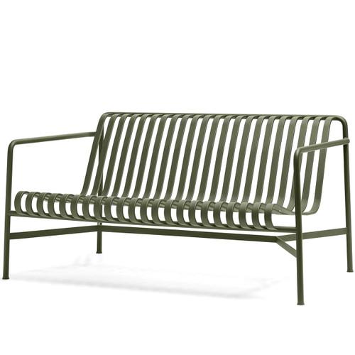 Palissade Lounge Sofa - Olive