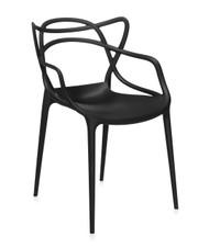 Kartell Masters Chair Black Angle