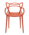 Kartell Masters Chair Rust Orange