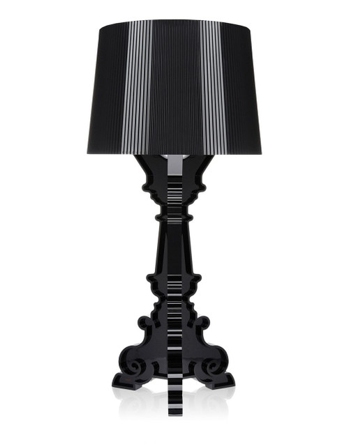 Kartell Bourgie Table Lamp - Black