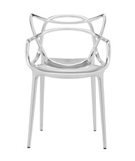 Kartell Masters Chair - Metallic