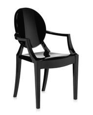 Kartell Louis Ghost Chair - Opaque