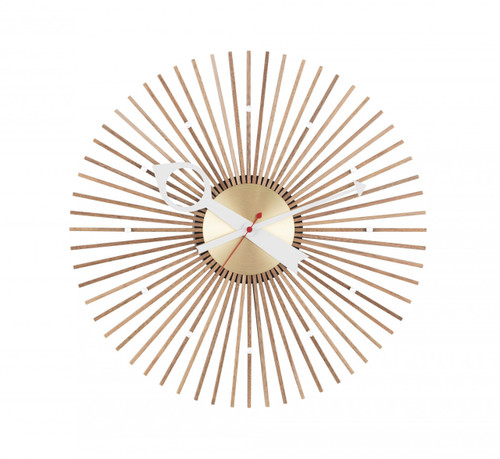 Vitra Popsicle Clock By George Nelson
