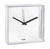 Kartell Tic&Tac Clock - White