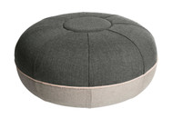 Fritz Hansen Pouf Small Remix Slate Fabric