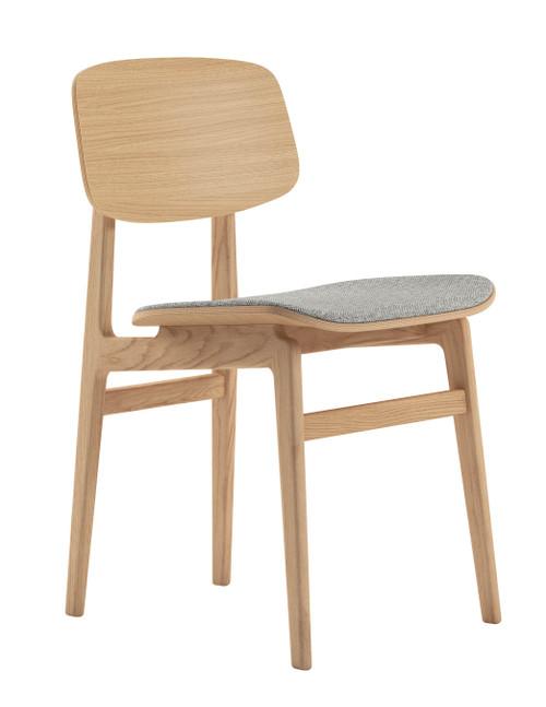 Norr11 NY11 Dining Chair - Kvadrat Hallingdal