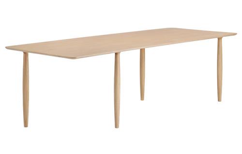 Norr11 Oku Rectangular Dining Table - Natural