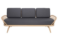Ercol Originals Studio Couch Front View