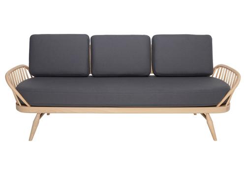 Ercol Originals Studio Couch Front View