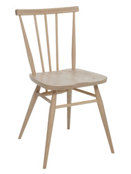 Ercol Originals All Purpose Chair Front Angle View