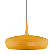 Umage Clava Dine Pendant - Ochre with Black Cord
