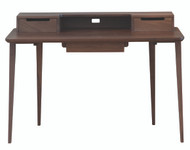 Ercol Treviso Desk - Walnut - Front View