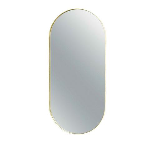 Eno Studio Cruziana Oval Mirror - Front View