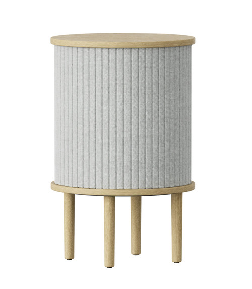 Umage Audacious Side Table Silver Grey