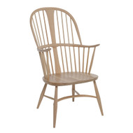 Ercol Originals Chairmakers Chair - Front Angle View