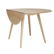 Ercol Originals Drop Leaf Table - Half Folded