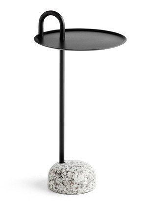 HAY Bowler Side Table - Black