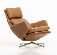 Vitra Grand Relax Lounge Chair Cognac